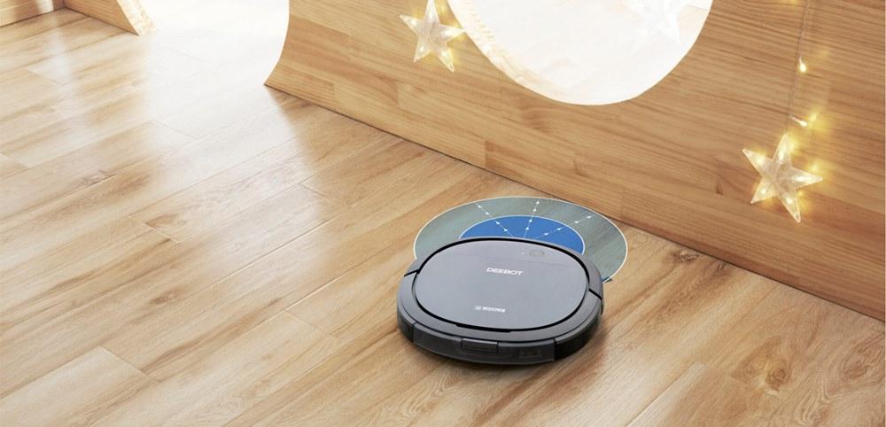 Робот-пылесос с датчиками