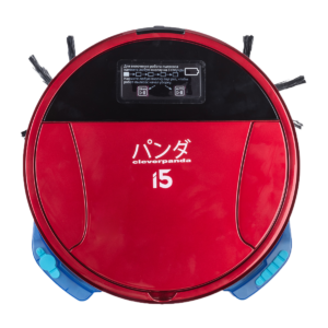 clever-panda-i5 - лучший робот пылесос без турбощетки с вакуумным всасыванием