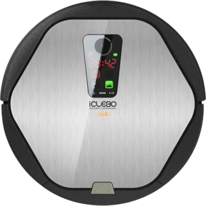 Робот-пылесос iClebo Arte Silver (YCR-M05-20)
