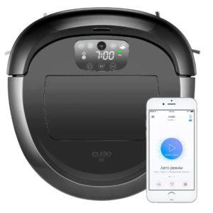 Робот пылесос iCLEBO O5 Wi-Fi