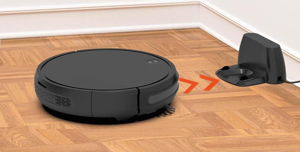 Почему робот-пылесос не возвращается на базу